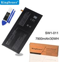 KingSener New SW1 011 Battery For ACER N16H1 SW1 011 1ICP3/101/90 2 Switch One 10 10.1 Tablet PC 3.8V 7900mAh/30Wh