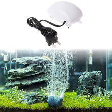 Practical Fish Tank Oxygen Pump Ultra Low Noise Aquarium Air Mini Compressor For