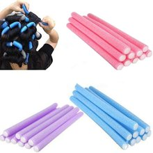 10 pcs Curler Maker Twist Curls Tool DIY Styling Hair Roller