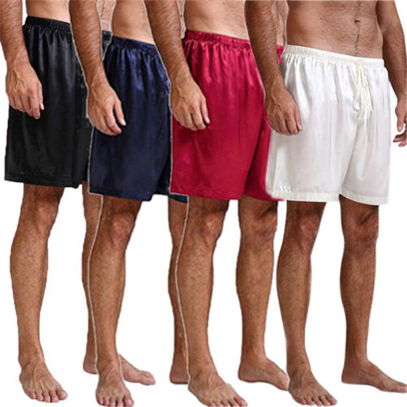 Men Swimwear Swim   Shorts   Trunks Beach   Board     Shorts   Swimming Pants Solid Swimsuits Man Running Sports Surffing Beach   Shorts   2019