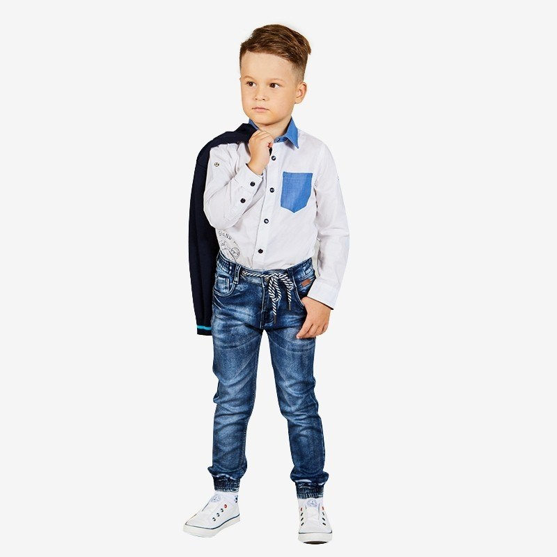 Jeans Sweet Berry Denim pants for boys children clothing kid clothes men s black baggy jeans hip hop designer brand skateboard pants loose style plus size 30 46 true hiphop rap jeans boys trousers