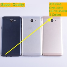 10Pcs/lot For Samsung Galaxy J5 Prime ON5 2016 G570 G570K Housing Battery Cover Back Cover Case Rear Door Chassis Shell 10pcs lot for samsung galaxy j5 prime on5 2016 g570 g570k housing battery cover back cover case rear door chassis shell