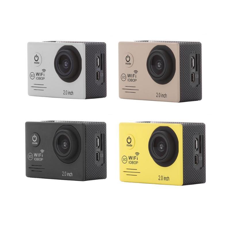 G60 1080 P Fhd Action Kamera Wifi 170 Grad Winkel Wasserdichte X 4 Digitale Zoomoutdoor Sport Dv Camcorder Hdmi Duftendes Aroma In