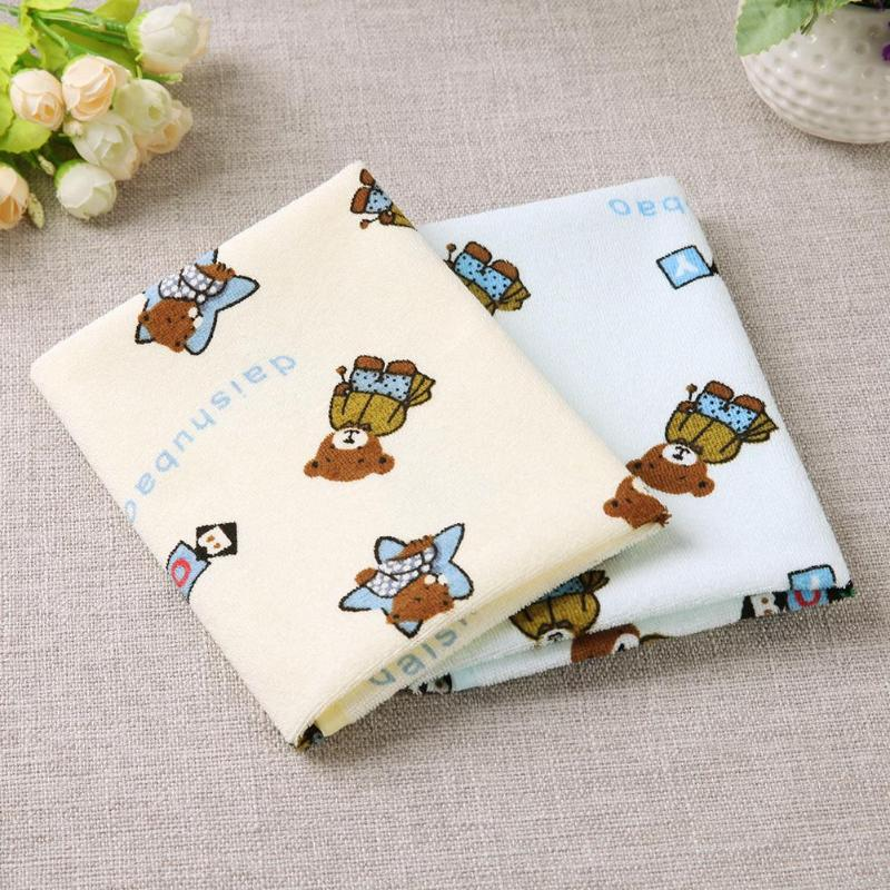 2pcs Baby Waterproof Pads Diapers Mattress Reusable Changing Covers Mat Children Game Floor Mats Folding Baby Diaper 40x50cm New