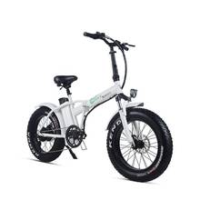 20inch Electric Snow Bicycle 48v Lithium Electric Bicycle 500w Rear Wheel Motor Fat Ebike Max Speed 40-50km/h Mountain Bike mountain bike fat 48v 500w samsung lithium battery electric bicycle 10 an large capacity 27 speed 26 x 4 0 electric snow bike