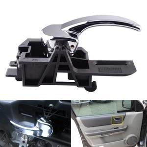 Image 4 - NS Modify Car Interior Door Handle For Qashqai 07 13 Inner Left Right Rear / Front Door Handle For Nissan Qashqai 80670 JD00E