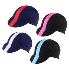 4 Pieces Riding Caps Helmet Liner Tour Breathable Sun Hats Dustproof Fitting Team Bike Cap head рюкзак tour team