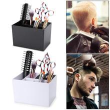 Professional Hairdressing Scissors Holder Stand Case Salon Hairdresser Scissors