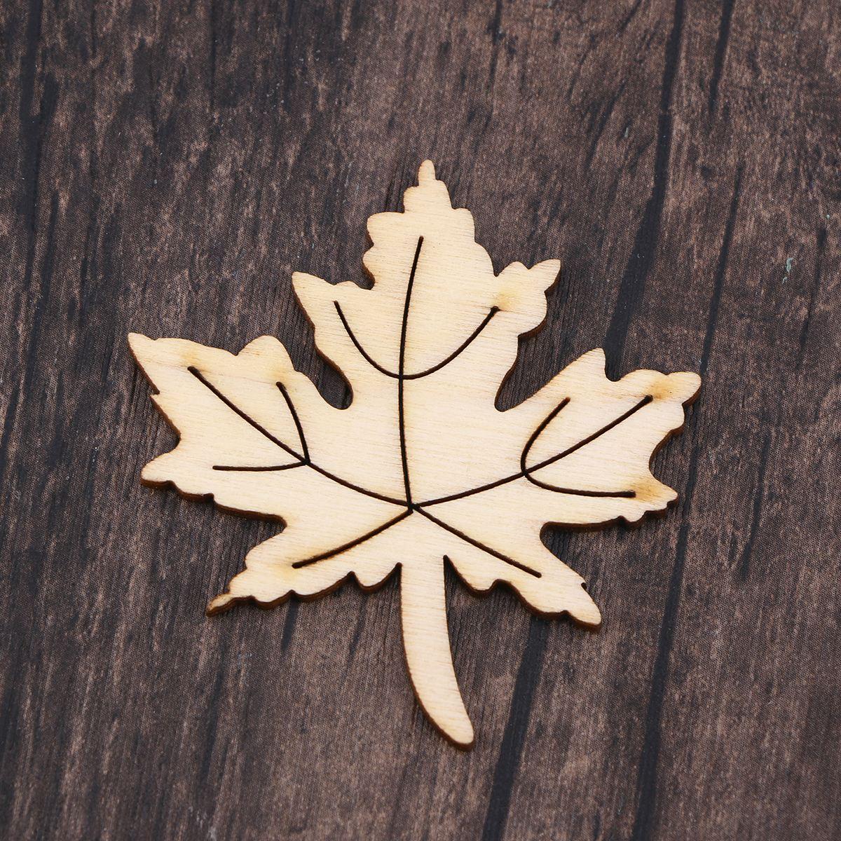 Wood Maple Leaf Cutout Jidileafco