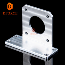 DFORCE Aluminium alloy BMG Bracket Support  Nema17 Motor Mount for Extruder tian aero 3Dprinter