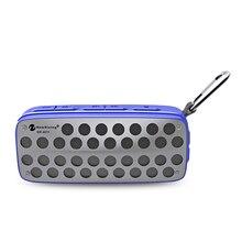 NewRixing NR-4011 водостойкий беспроводной Bluetooth стереоколонка плеер TWS Surround Micro USB динамик s