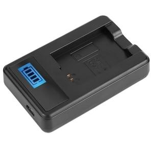 Image 3 - NP FW50 ładowarka samochodowa ładowarka LCD USB ładowarka do Sony Alpha A6000 A6300 A6500 A7r A7 ładowarka baterii Drop Ship