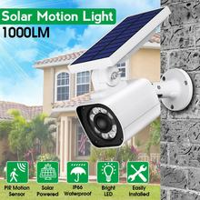 8 LED Solar Powered Waterproof IP66 Outdoor Wall Street Ligh