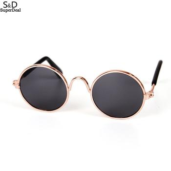 Stainless Party Stylish Cool Round Colorful Sunglasses 1