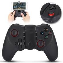 2a1bb3bdbb7ae PS3 Için kablosuz bluetooth Gamepad Game Controller Joy Con Kolu Joypad Oyun  Konsolu Controle Para Celular Sıcak Satış