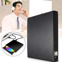Новое поступление USB 2,0 DVD CD DVD-rom IDE крышка DVD RW ГОРЕЛКА rom привод внешний карман Caddy ноутбук IDE интерфейс