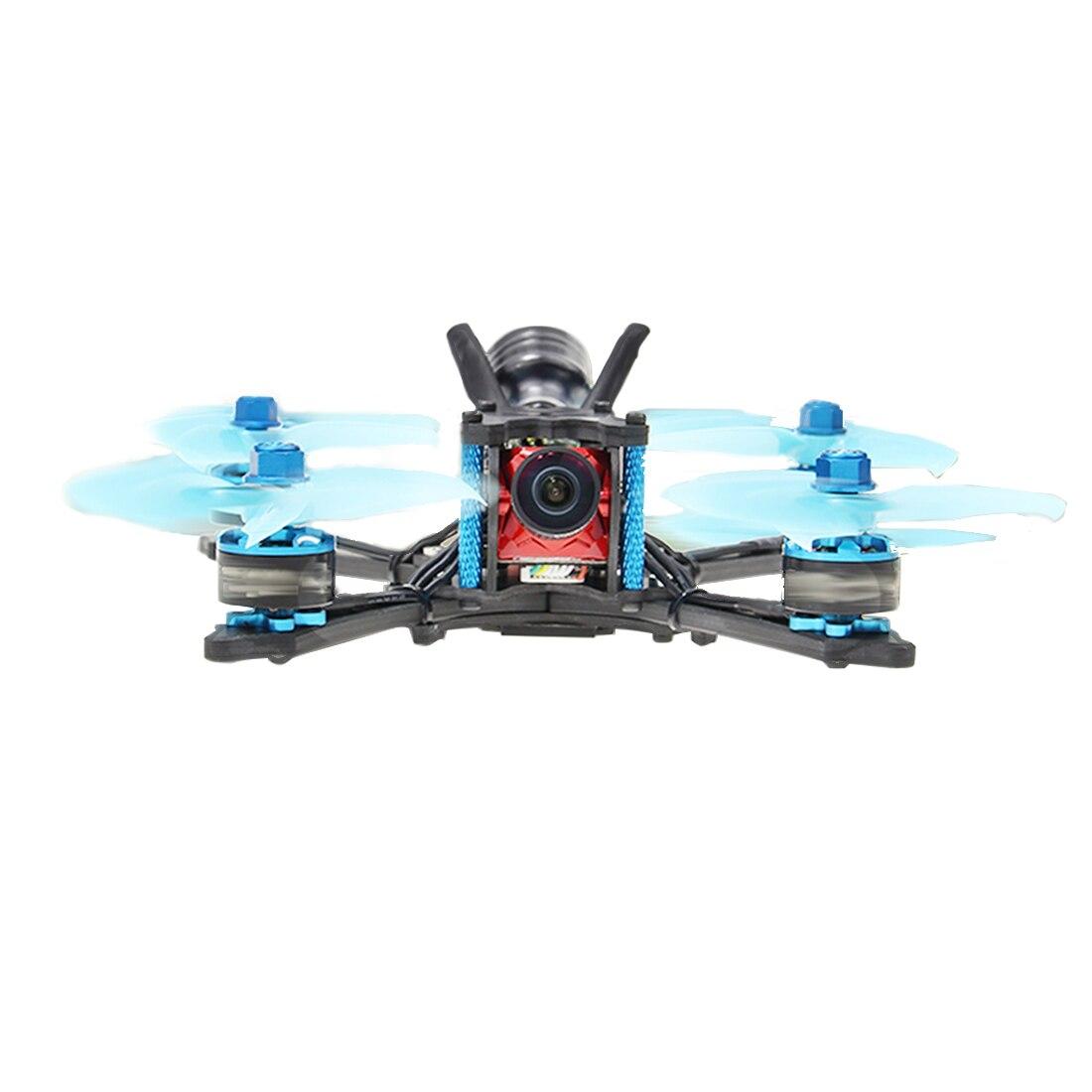 HGLRC Arrow3 152mm 3 Inch F4 OSD 4S / 6S Mini FPV Racing Drone PNP BNF with 45A ESC Caddx Ratel 1200TVL Camera RC Quadcopter - 2