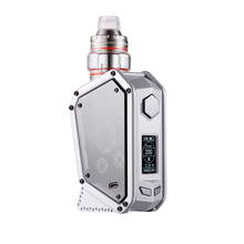 200W Electronic Cigarette Cool Colorful Lights Big Smoke with Screen Steam
