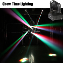 10W RGBW Mini Led beam moving head 10W spot wash RGBW 4 In 1 stage effect DMX 512 Control KTV DJ Party lite home entertain