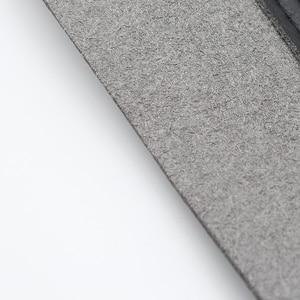 Image 4 - Apoyabrazos de Interior de cuero de microfibra para puerta de coche, cubiertas de molduras para Honda Fit / Jazz 2004 2004 2005 2006 2007 Hatchback / Sedan