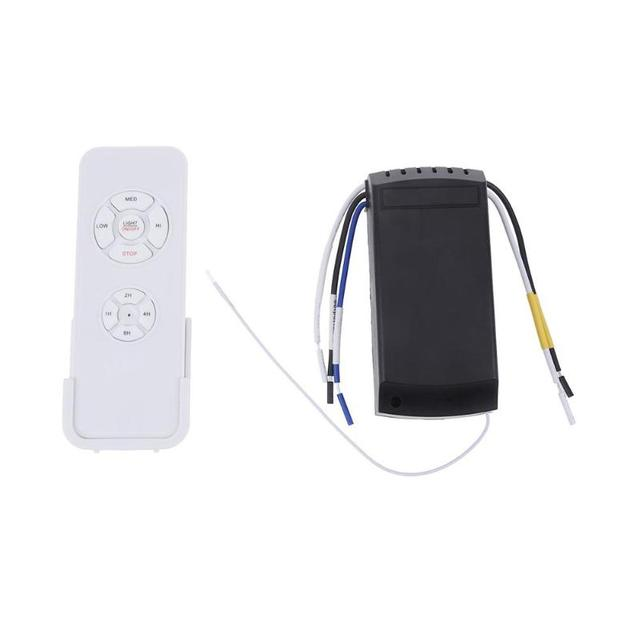Universal Ceiling Fan Light Remote Controller Ceiling Fans Lamps Wireless Remote Control Parts Customizer Governor Control Board
