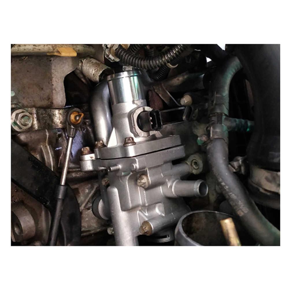 Алюминиевая крышка корпуса термостата для Chevrolet Chevy Cruze Aveo Orlando для Opel Astra Zafira Signum Moka 96817255 аксессуары