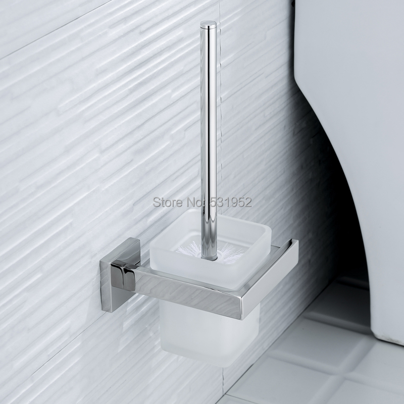 High Quality Wall Mount Paper Holder With Cover Stainless Steel 304 Polish Finishing Silver Color(China)