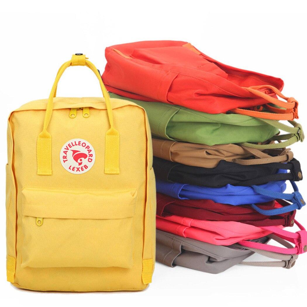 220bcb7d7 2018 Kanken Backpack Famous Brand Classic Men Women Waterproof Kanken  Backpack Children Mini School Bags Student