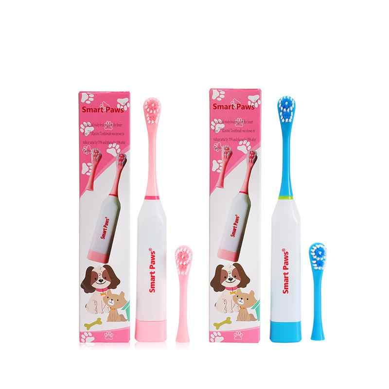 Pet Electric Toothbrush - For Dupont Super Soft Toothbrush Preventing  Calculus For Cat Dog Fast Brushing