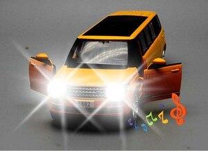 Image 4 - 1:32 Alloy ยืดลีมูซีน Diecast รถยนต์รุ่นของเล่นดึงกลับเสียงแสงเด็กของเล่นสำหรับของขวัญเด็ก