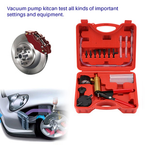 Image 3 - Bomba de vacío para coche 2 en 1, Kit de prueba de purga de líquido de freno, bomba de mano para cambio de aceite automático