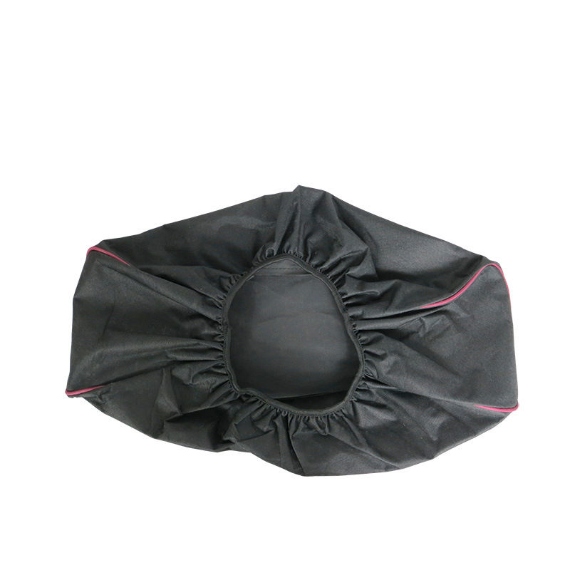 56x24x18cm Black Waterproof Soft Winch Cover Mildew-Resistant UV Car Covers 600D Oxford Cloth Driver Recovery
