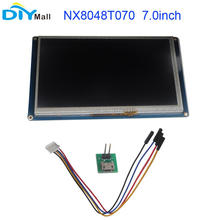 цена на Nextion 7.0 TFT 800x480 NX8048T070 HMI Resistive Touch Screen UART Smart Display Module for Arduino Raspberry Pi ESP8266