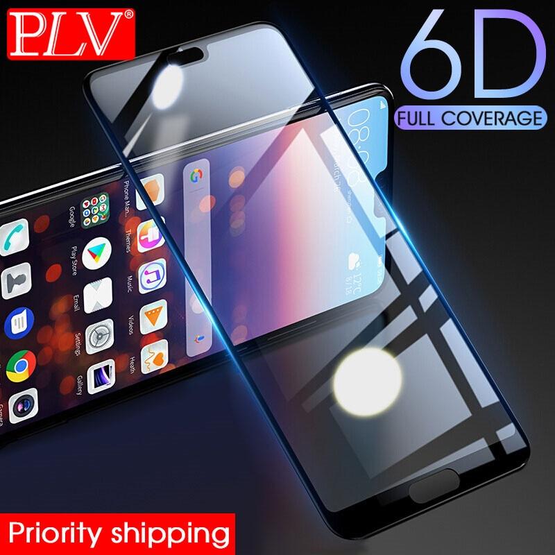 6D מלא כיסוי מזג זכוכית עבור Huawei P8 P9 P10 P20 לייט פרו מסך מגן עבור Huawei P9 P10 בתוספת p20 P9 לייט 2017 זכוכית