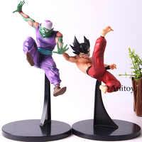 Dragon Ball Z Partita Makers Piccolo VS Son Goku Figura di Azione del PVC Collezione Modello Ragazzi Giocattoli Regalo