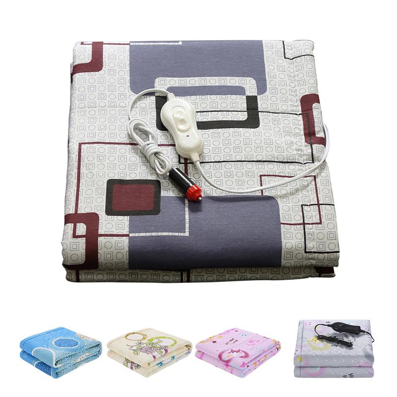 Cloth Padded 24v 40w Car Electric Blanket Cigarette Lighter Tweezers Wagon Sleeper Mattress In Automobiles Seat Covers From
