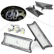 Автомобильный передний и задний светодиодный светильник на крышу для BMW E60 E65 E87