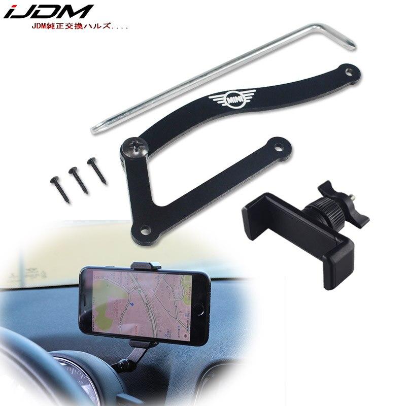 IJDM Achter Toerenteller Mount Smart Phone GPS Montage Kit Voor MINI Cooper F54 F55 F56 F57 F60 R55 R56 R60 r61 JCW Ontwerp Houder