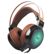Computer Games Headset / Head Wearing Type Luminescence Headset Goods In Stock цены