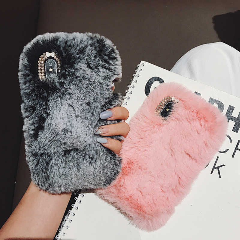 e3ff13882d Detail Feedback Questions about Cute Rabbit Case For iPhone X 8 7 6 ...
