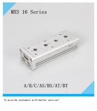 цена на Pneumatic air slide table smc type MXS16-10/20/30/40/50/75/100/125AS/BS/AT/BT/A/B/C