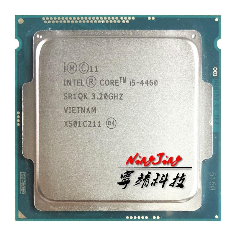 Intel Core i5 4460 i5 4460 3 2 GHz Quad Core CPU Processor 6M 84W LGA