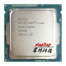 Процессор Intel Core i5-4460 i5 4460 3,2 ГГц четырехъядерный ЦПУ Процессор 6 Мб 84 Вт LGA 1150