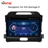 9 inch android 8.1 for KIA Sportage R 2010 2016 Track Mage Auto vehicle car multimedia GPS navigation system