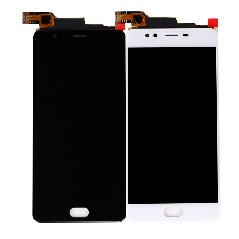for ZTE Nubia M2 Lite NX573J Display Touch Screen Complete for ZTE M2 Lite LCD Screen Replacement 5.5 inch Free Shipping(China)