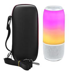 PU Carry Bolsa Protetora Falante Caixa de Armazenamento Bag Bolsa Case Capa para JBL Pulso 3 Carga 3 Sem Fio Bluetooth Speaker bolsa