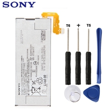Sony Original Replacement Phone Battery For SONY Xperia XZ Premium G8142 LIP1642ERPC Authenic Rechargeable 3230mAh