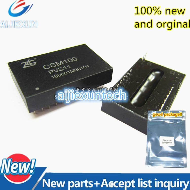 1 Pcs 100% Yeni ve orijinal CSM100 UART CAN stok1 Pcs 100% Yeni ve orijinal CSM100 UART CAN stok
