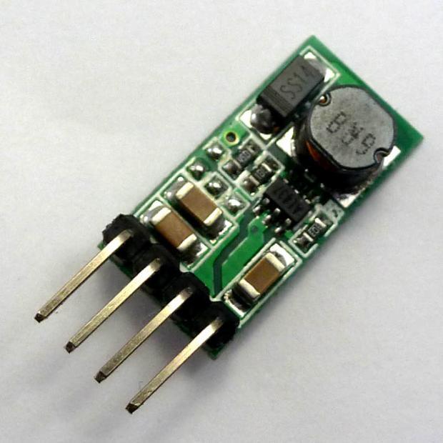 5W DC-DC Boost Converter Step Up 3.7V 5V 6v To 12V Power Module F Mobile Power LED