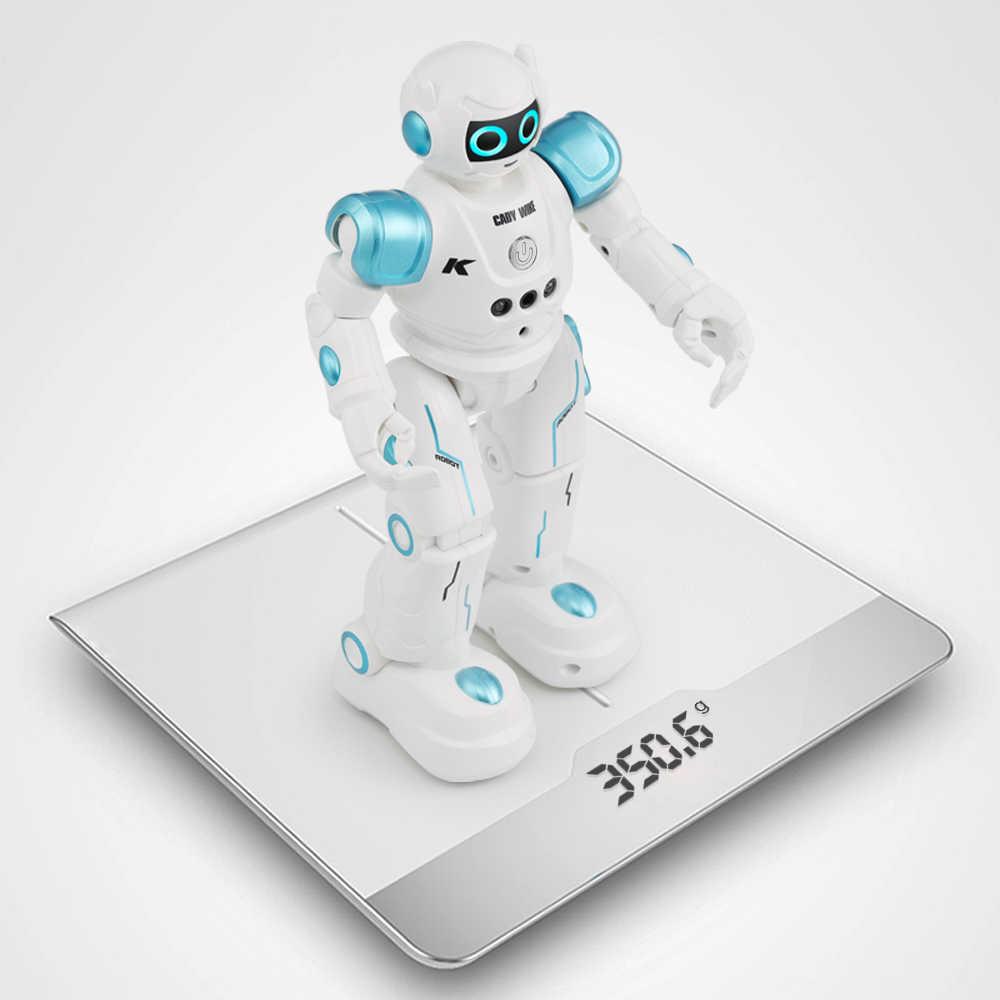 LEORY Интеллектуальный RC гуманоид жест робот для детей на день рождения Рождественский подарок программирования удаленного Управление игрушка робот петь